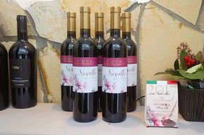 写真:イタリアの新酒ワイン:ノヴェッロ・ボッチョーロ