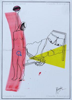 Sidération - Claude Rossignol