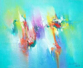 Kunstbild abstrakt