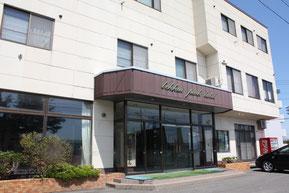 別海パークホテル 外観2