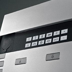 プログラムボタン