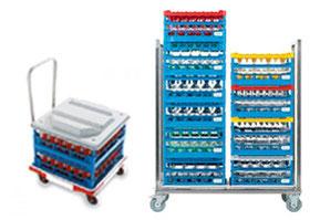 各種搬送・収納システム