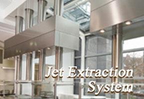 HALTON社 ジェットエクストラクションシステム