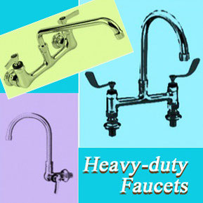CHG Heavy-duty Faucets : CHG 業務用水栓