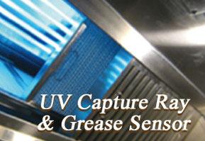HALTON社 UV-C & グリスセンサー