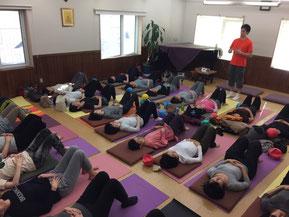 札幌、ピラティス、講演、健康経営