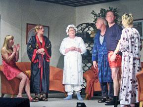 Conny Wunderlich;Regina Sturmat;Renate Golke;Manfred Mönnich;Otto Brodthage;Bettina Sopalla