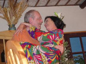 Peter Lüders und Marion Langer