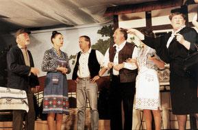 Manfred Mönnich, Ursula Hanelt, Otto Brodhhage, Werner Feldmann, Angela Gladisch, Renate Golke