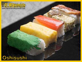 Oshisushi