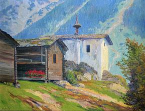 Nr.2004;  Kapelle Eisten