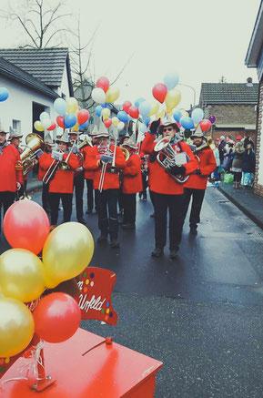 MFU - Karneval 2020 in Urfeld