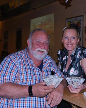 Herbert Galehr und Anja Wratschko