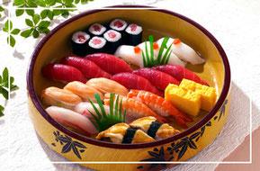 家族葬の上寿司