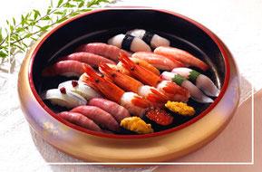 家族葬の特々上寿司