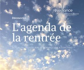 L'actualité de la rentrée ! Découvrez les ateliers de Coaching & Sophrologie à Maurepas dans les Yvelines