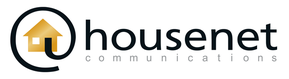 housenet communications Logo