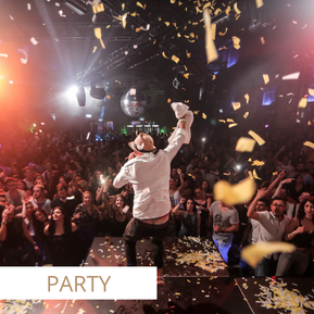 The location for every event - Partys at DIE HALLE Tor 2