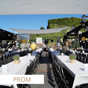 The location for every event - Prom at DIE HALLE Tor 2