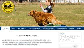 Arbeitsgemeinschaft Turnierhundsport Mittelfranken e.V.