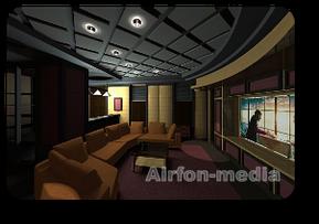 Комплект домашнего кинотеатра TV75 Premium