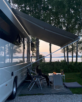 Camping am Starnberger See, Braun, Seeshaupt
