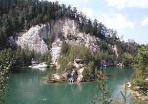 Adersbacher Felsen - Tschechische Republik