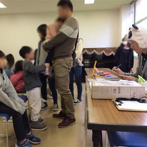 千葉県船橋市の似顔絵イベント