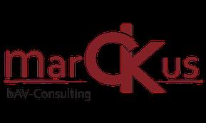 marCKus bAV Consulting GmbH - Logo