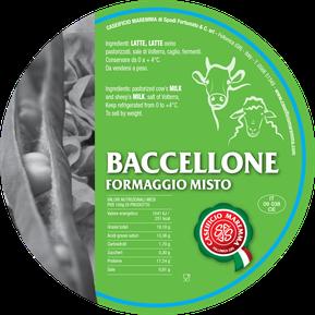 maremma misto mucca vacca bovino pecora formaggio caseificio toscano toscana spadi follonica etichetta italiano origine latte italia baccellone fresco