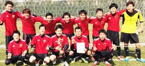 準優勝 SMC(2部)