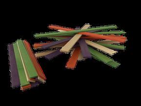 10IN1, Leonardos Brücke, Streichholzspiele, Logikspiel