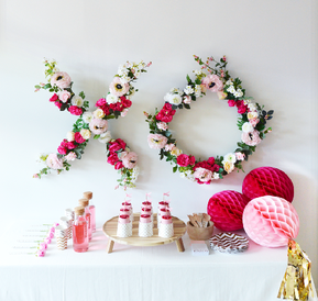 Dekoration für deine Hochzeit bei Rosie & Belle