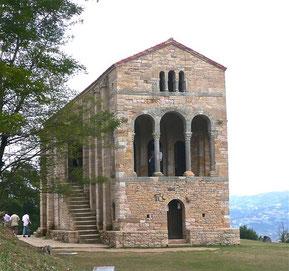 Préroman près d'Oviedo