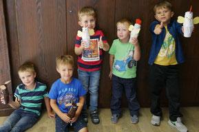 Kinderferienprogramm bei der Jugend der Kurkapelle Ottenhöfen
