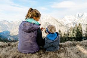 Familienfotografie im Allgäu