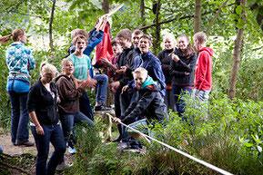 Abenteuercamp Ferienfreizeiten Schulferien
