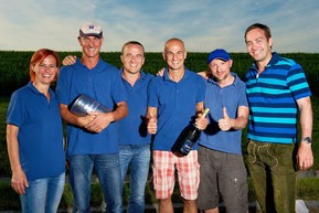 Siegerteam Kienesberger             / Foto Mathias Lauringer