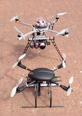 Flybridge - drones