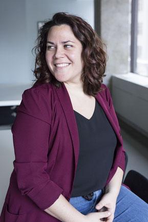 Marie Deschene est photographe d'entreprise à Montréal Canada