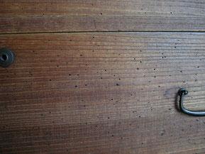 桐たんす修理追加料金虫穴