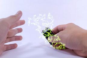 帯電防止のイメージ