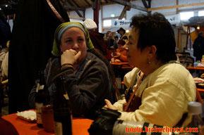 Kim und Michi
