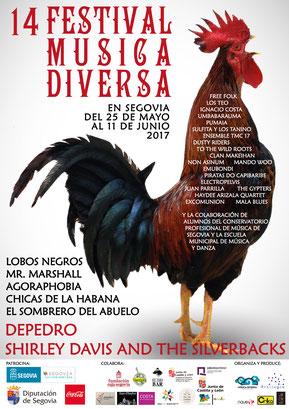 Fiestas en Segovia Festival Musica Diversa