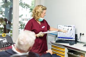 Endodontie (Wurzelbehandlung) - Zahnärztinnen Claudia Lorenz-Schütze & Susanne Rautenberg in Hamburg-Eimsbüttel