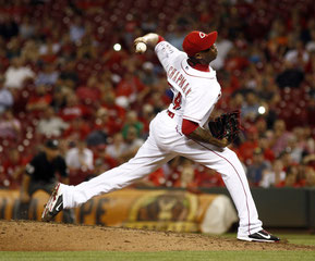 Nella foto Aroldis Chapman (USA TODAY Sports Images)