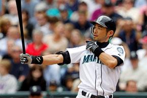 Nella foto Ichiro Suzuki (sportsngiggles.com)
