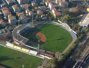 L'ex stadio Europeo Nino Cavalli di Parma