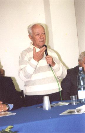 Nella foto Everardo Dalla Noce 5° Presidente federale (Foto da storiaradiotv.it)