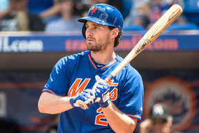 Nella foto Daniel Murphy, minor strike out subiti (38 su 499 AB) nella National League (ESPN.GO)